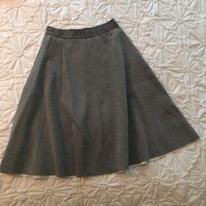 Anthropologie brand skirt